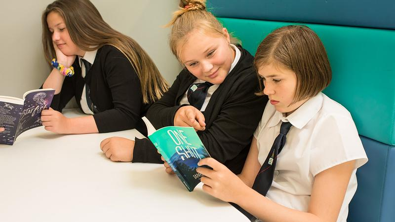 high school pupils paired reading